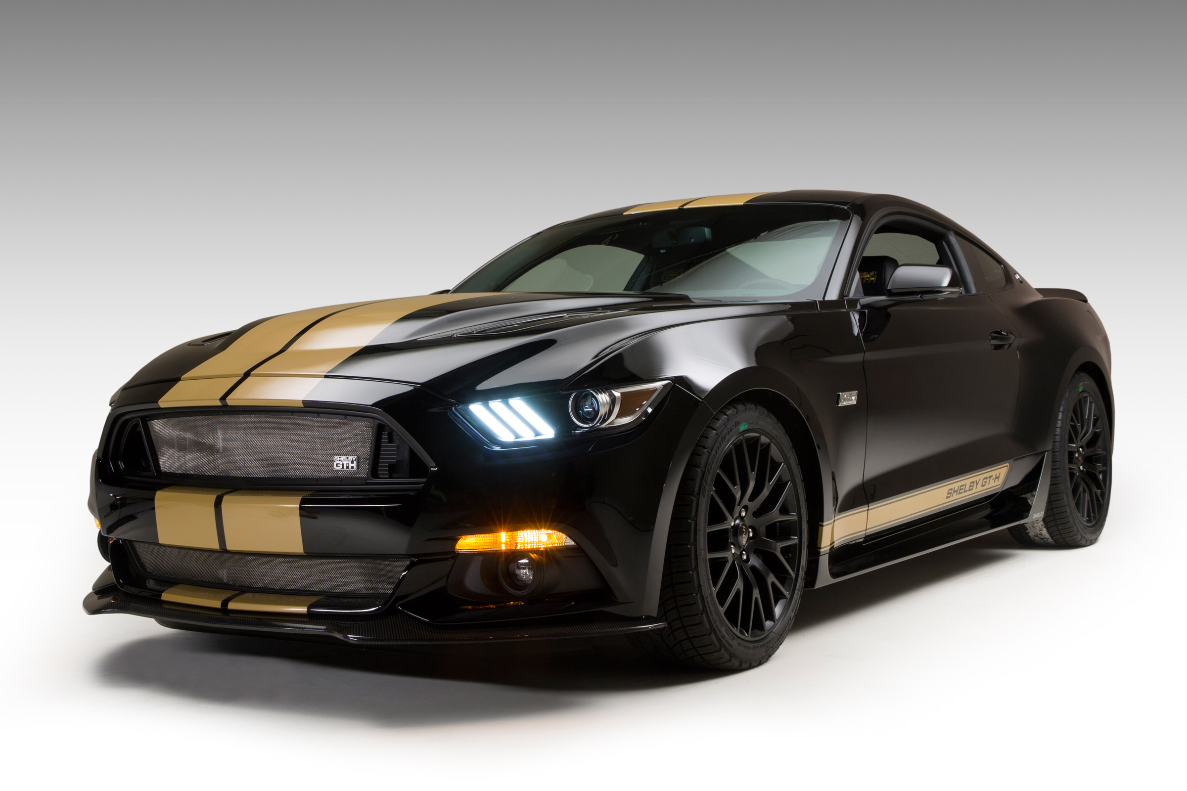 Shelby GT-H Mustang now available to rent in US   Auto Express