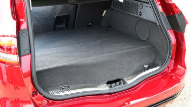 Ford Mondeo Hybrid Estate - boot side
