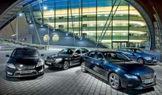 Audi A4 vs rivals