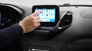 Ford Ka+ - infotainment