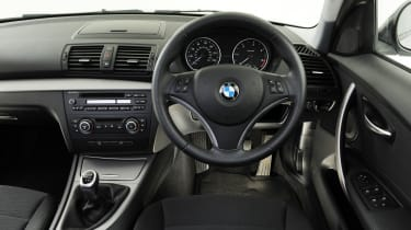 BMW 1 Series steering wheel