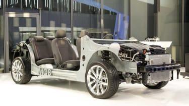 VW MQB front three-quarters