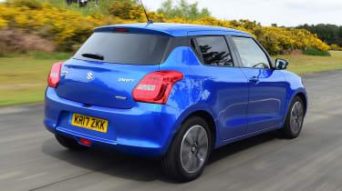 Suzuki Swift - rear