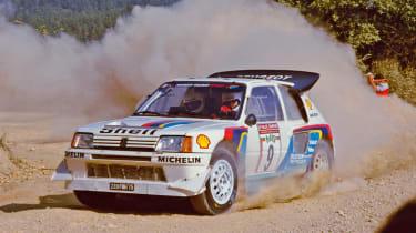 Peugeot Sport - 205 Turbo 16