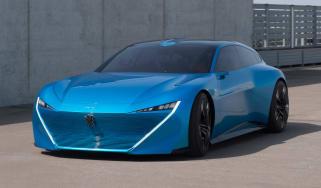 Peugeot Instinct Concept - front