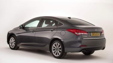 Used Hyundai i40 - rear