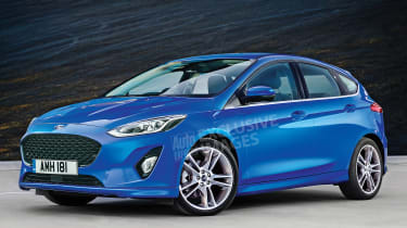 2018 Ford Focus - front (watermarked)