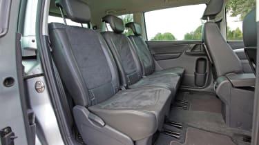 Used Volkswagen Sharan - rear seats
