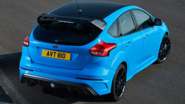 Ford Focus RS - static rear