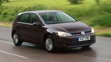 Volkswagen Golf 1.0 petrol - front