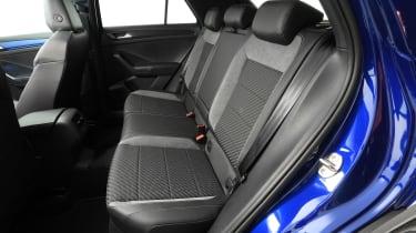 Volkswagen T-Roc R - rear seats