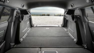 Peugeot 508 SW - boot