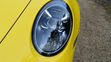 Porsche 911 - headlight