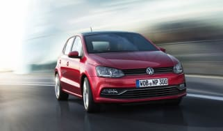 Volkswagen Polo 2014 front