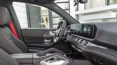 Mercedes-AMG GLE 53 - interior