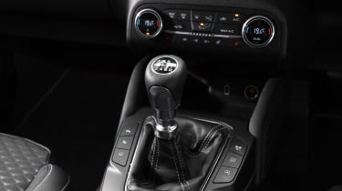 Ford Focus - transmission