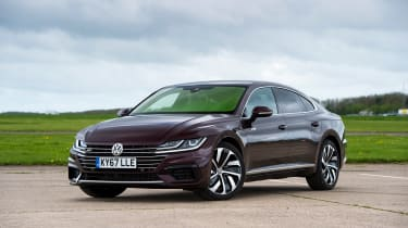 Volkswagen Arteon - front static