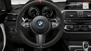 BMW M240i M Performance Edition - steering wheel