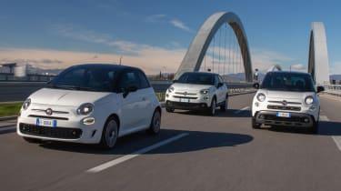 Fiat 500 Google - family