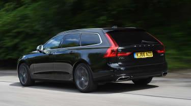 Volvo V90 - rear