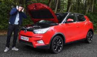 SsangYong Tivoli long-term final report - header