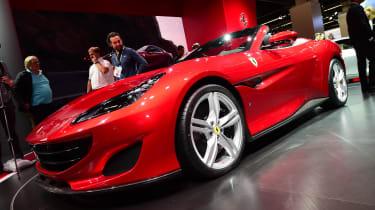 Ferrari Portofino - Frankfurt show front/side