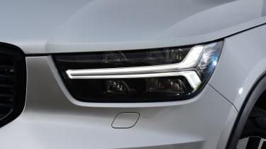 Volvo XC40 headlight