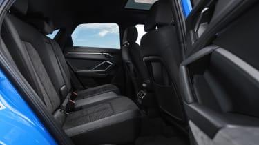 Audi Q3 Sportback - rear seats