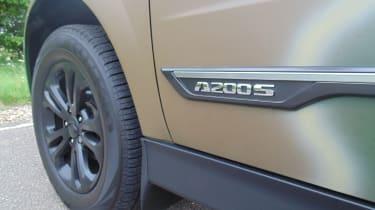 SsangYong Korando Sports DMZ - wheel