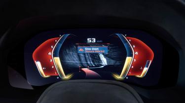 BMW Concept 8 Series - danger