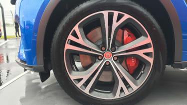 Jaguar F-Pace SVR - wheel