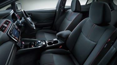 Nissan Leaf Nismo - cabin