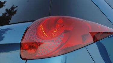 207 rear light