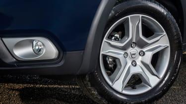 dacia sandero stepway alloy wheel