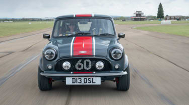 David Brown Automotive Mini Remastered Oselli Edition - full front