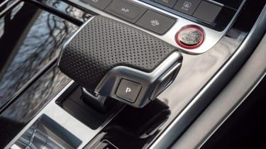 Audi SQ7 - transmission