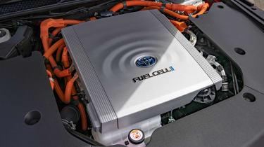 Toyota Mirai - fuel cell