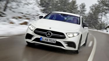 Mercedes-AMG CLS 53 - full front