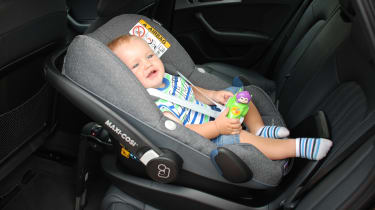 Best baby car seats - header