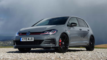 Volkswagen Golf GTI TCR - front static