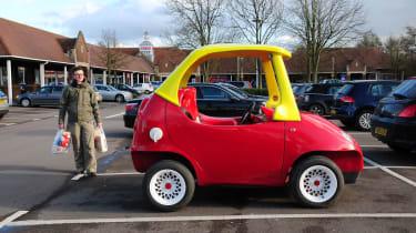 Cosy Coupe replica shopping