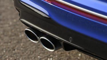 Volkswagen Tigun R - exhausts
