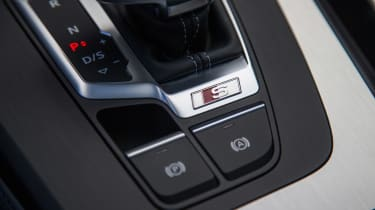Audi SQ5 - S badge