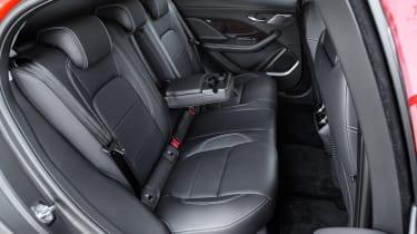 Jaguar I-Pace - rear seats