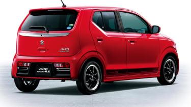 Suzuki Alto Turbo RS - rear
