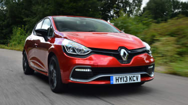Clio IV RS - front