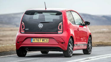 Volkswagen up! GTI - rear