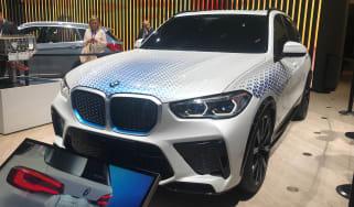 BMW i Hydrogen NEXT - Frankfurt front