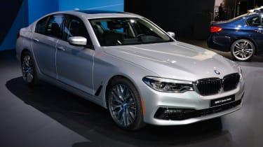 BMW 5 Series - Detroit front
