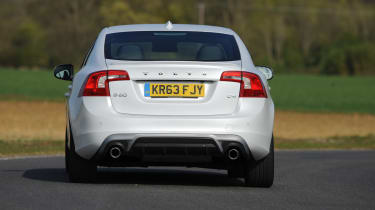The Volvo S60 isn't as good to drive as a BMW 3 series.